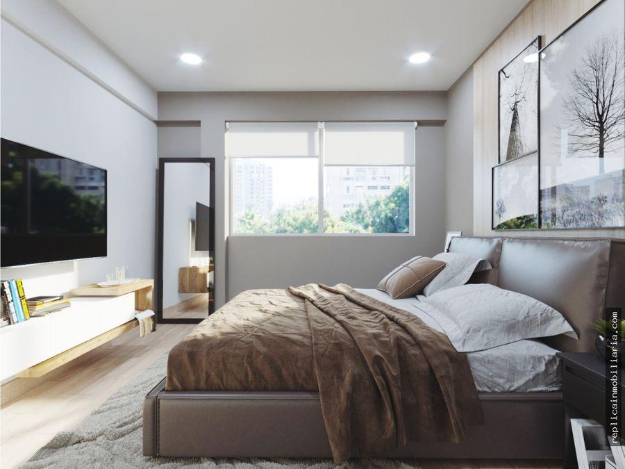 venta de departamento de 3 dormitorios miraflores
