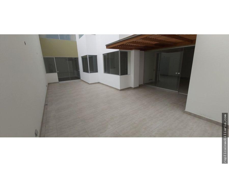 departamento estreno 3 dorm terraza magdalena limite san isidro