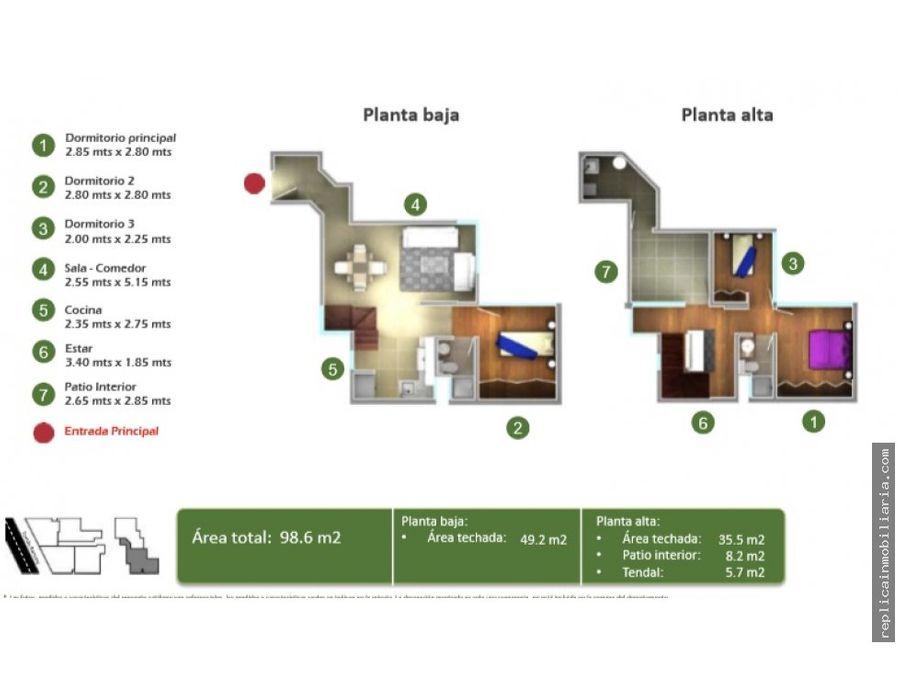 venta duplex de 2 dorm estreno magdalena del mar lima