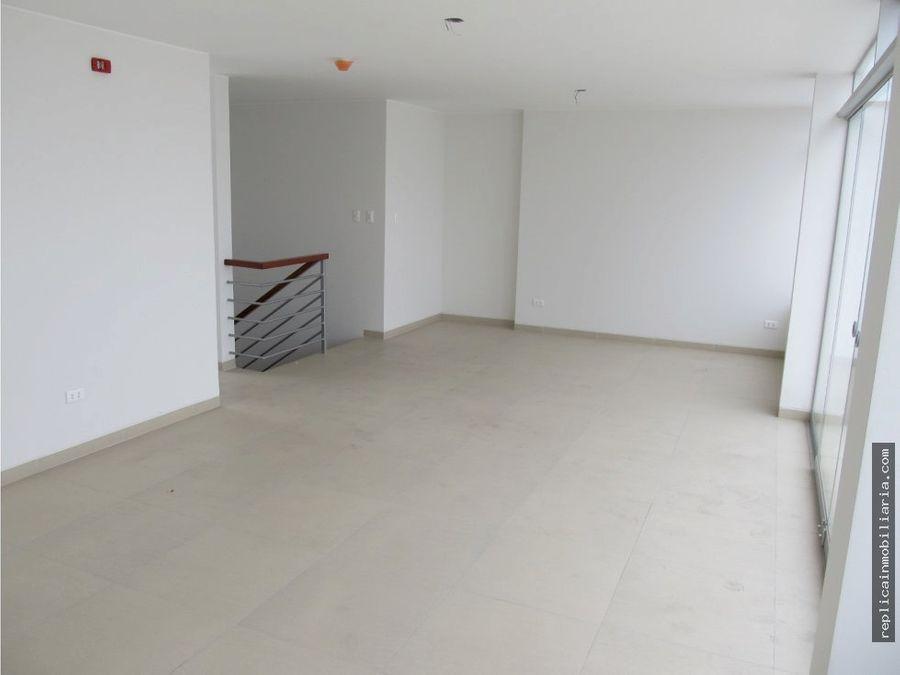 vendo duplex 211 m2 lince