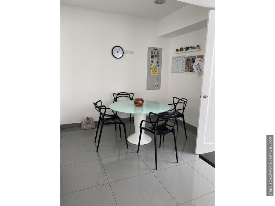 venta de fino duplex 4 dormt terraza piscina el olivar san isidro