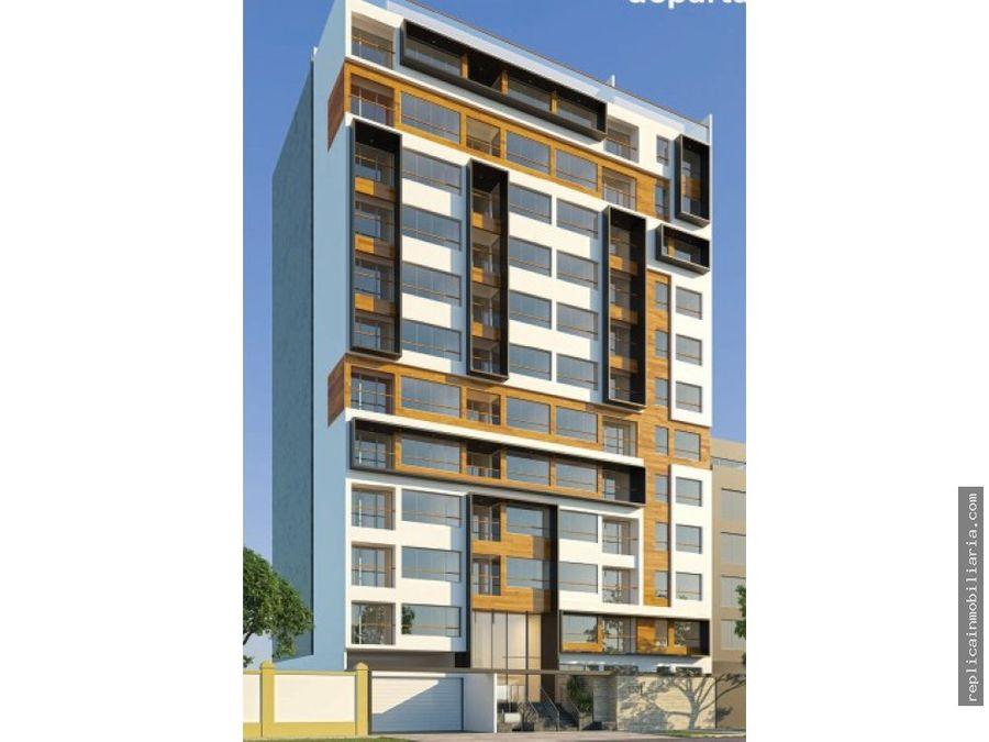 venta flats de 123 dormitorios magdalena lima