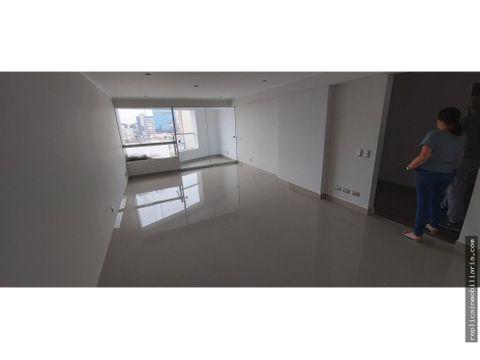 venta de flat 3 dormitorios magdalena del mar lima