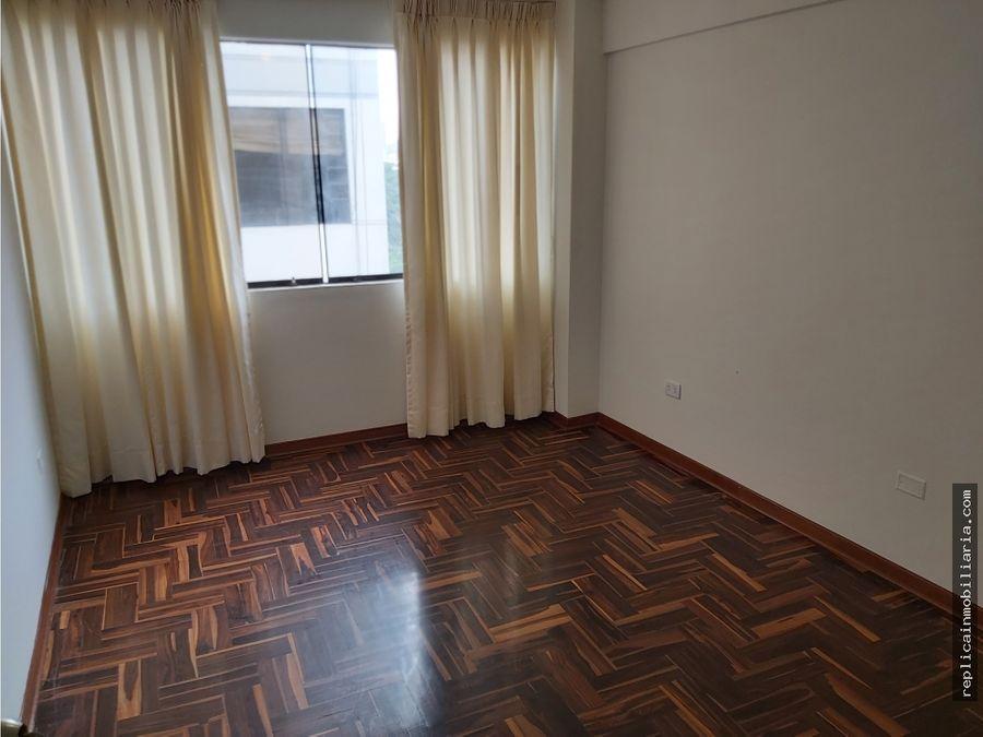 venta de departamento 3 dormitorios magdalena