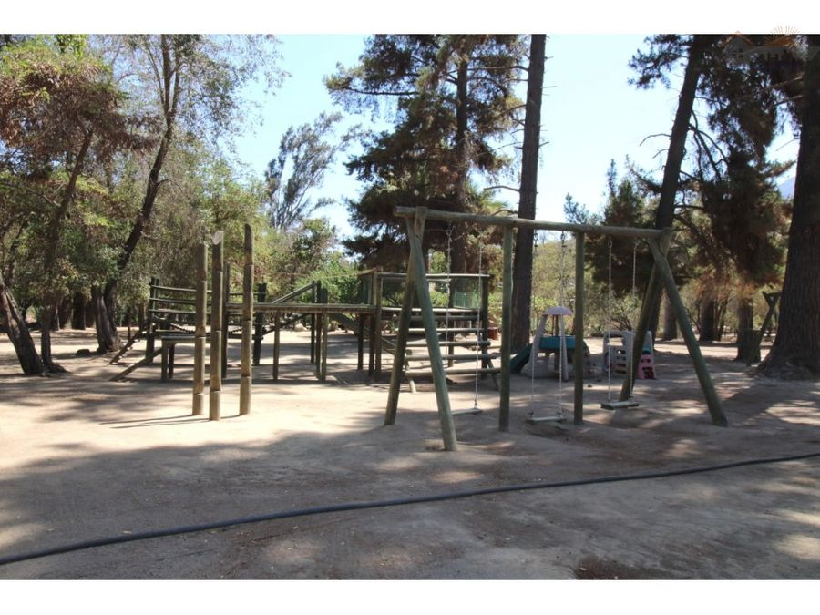 parcela reserva ecologica oasis de la campana