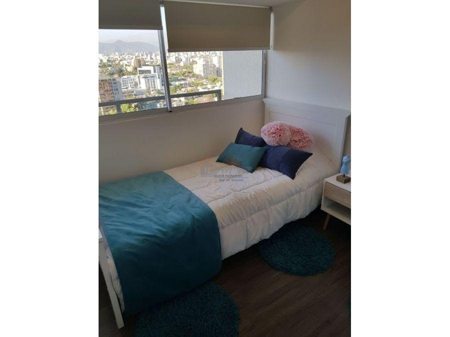 departamento irarrazaval en venta 3 dormitorios 2 banos