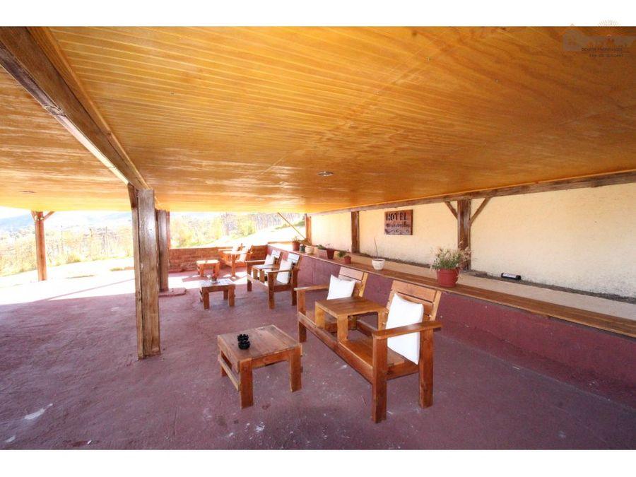hotel monte patria valle del limari