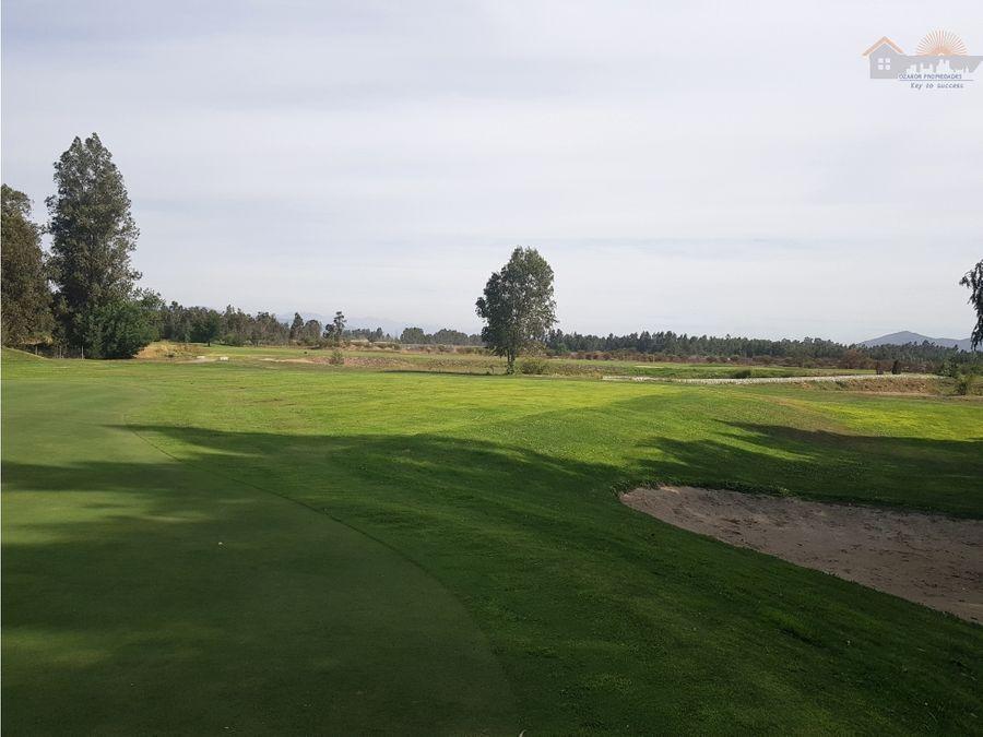 terreno 2636 mt2 en venta en condominio club de golf angostura