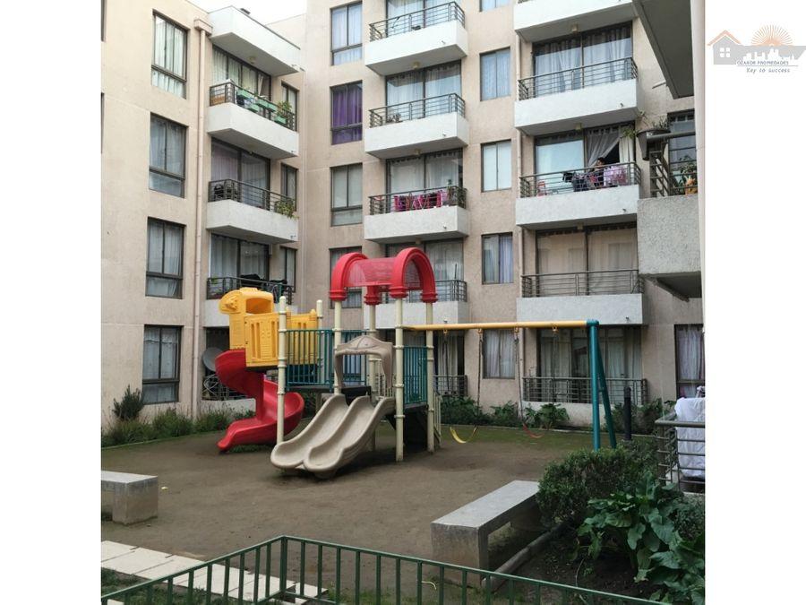 departamento en arriendo 1d 1b barrio yungay