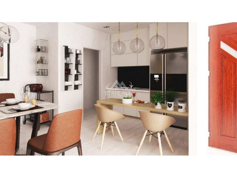 venta apartamento unico en su estilo en san isidro