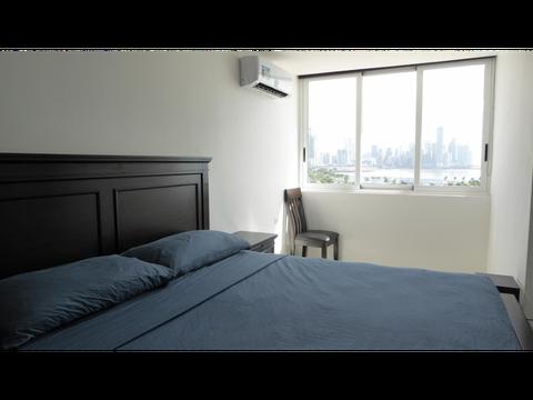 alquiler de apartamento 800 amoblado y vista al mar ph bay view