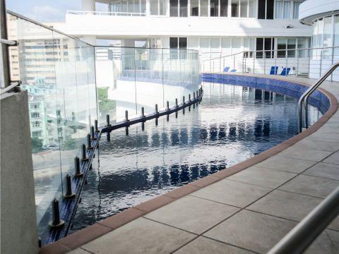 apartamento en alquiler 2 rec en 650 ph bay view ave balboa