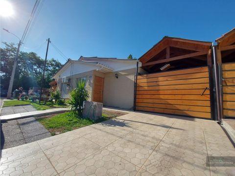vende propiedad en condominio sector calle larga