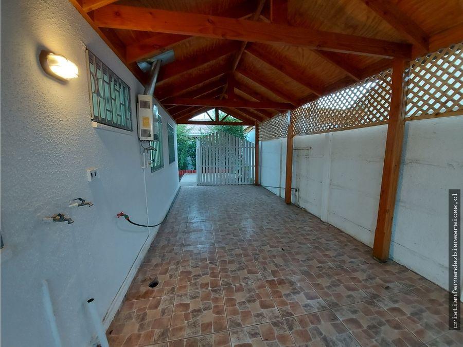 venta casa villa portones del inca san felipe