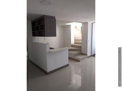 se arrienda apartamento duplex en itagui