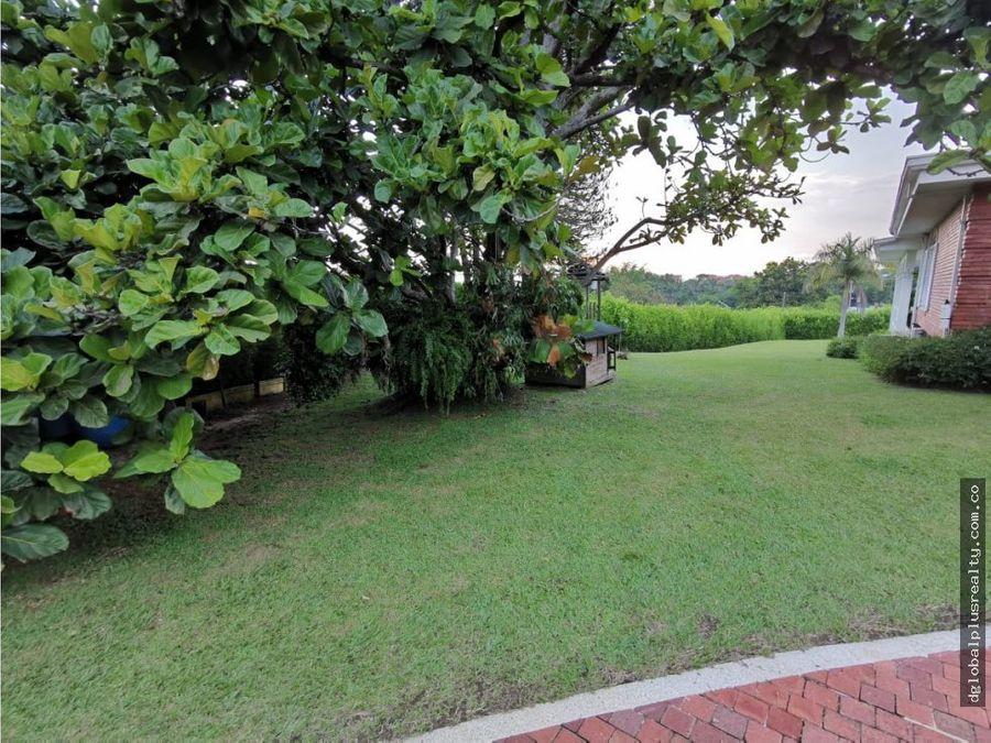 ciudad jardin hermosa casa muy bien disenada