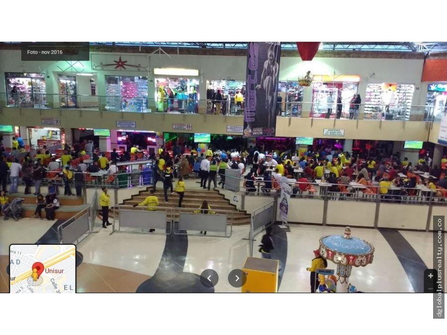 soacha cundinamarca centro comercial unisur super local