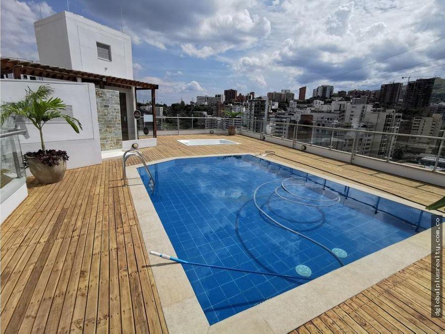 normandia apartamento edificio con piscina en terraza buenisimo