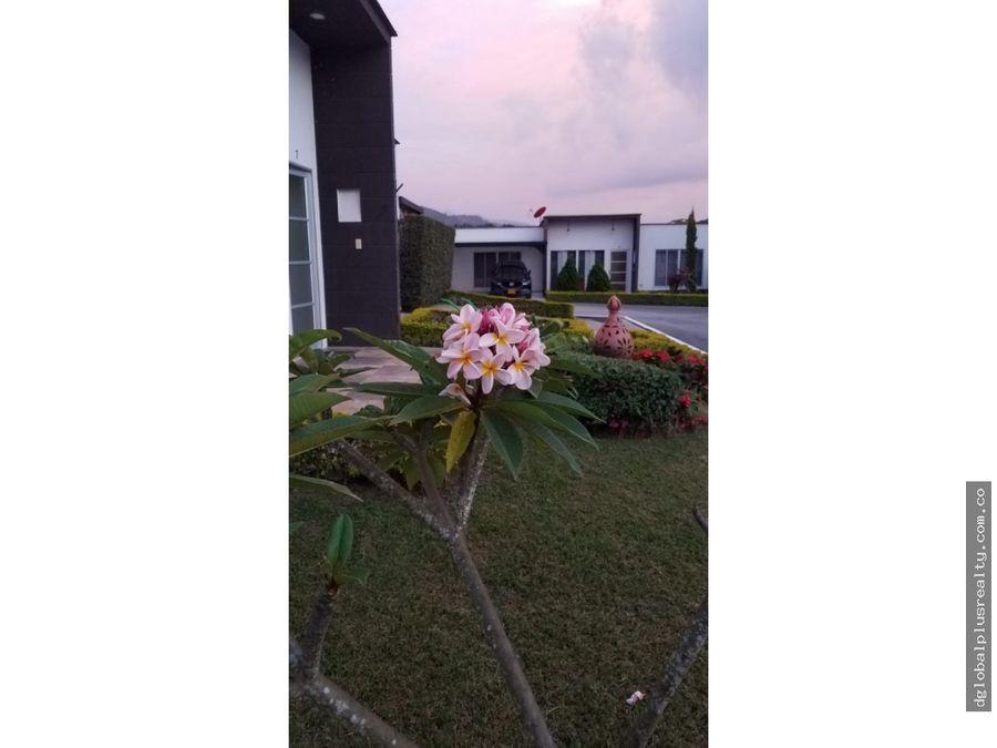 condominio campestre las margaritas santa rosa naturaleza y paz