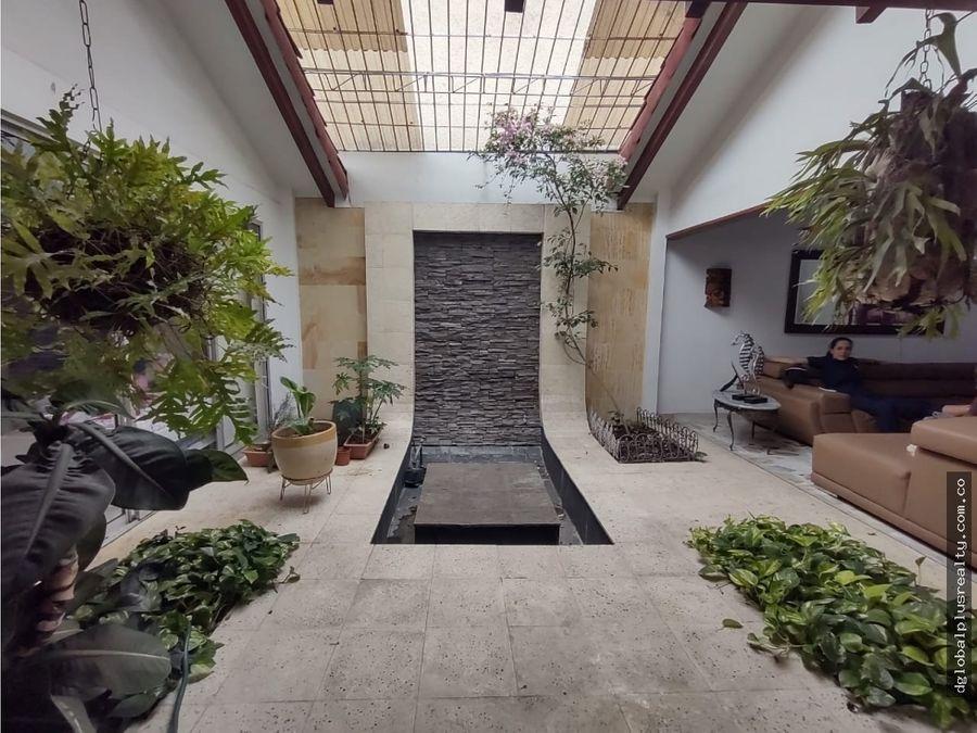 la flora hermosa casa en el mejor sitio cerca parque de la fl0ra super