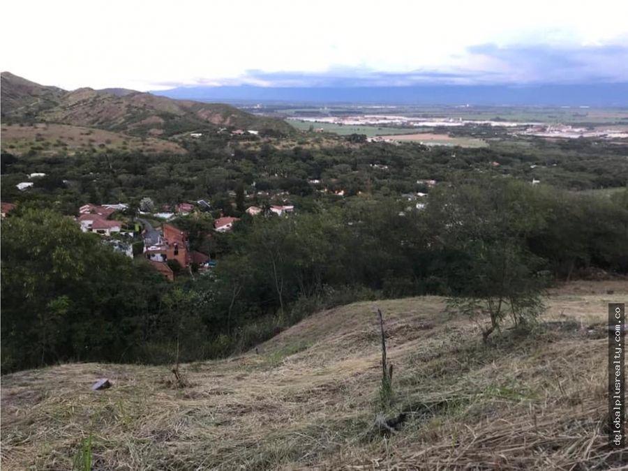 arroyoalto lote con un panorama sin igual el valle en plenitud