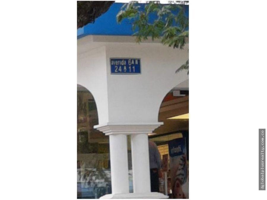 la mejor esquina comercial avenida 6an con 24an excelente ubicacion