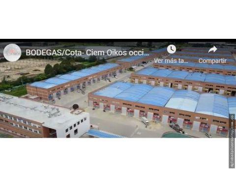 cota 2 cundinamarca oficina en zona industrial y comercial ciem oiko