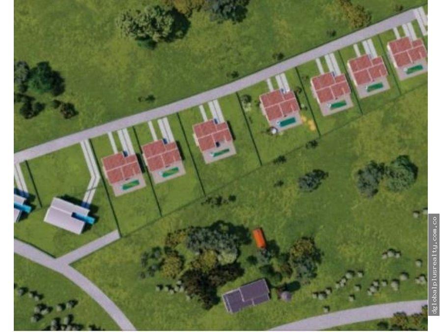 12 casas campestres acacias meta santa lucia campestre via guamal