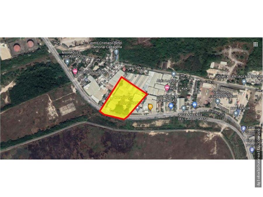 1 cartagena bodega centro logistico logica park b1 5 bodegas venta