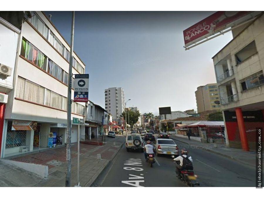vendo hermoso apartamento amoblado en el barrio granada 2do piso