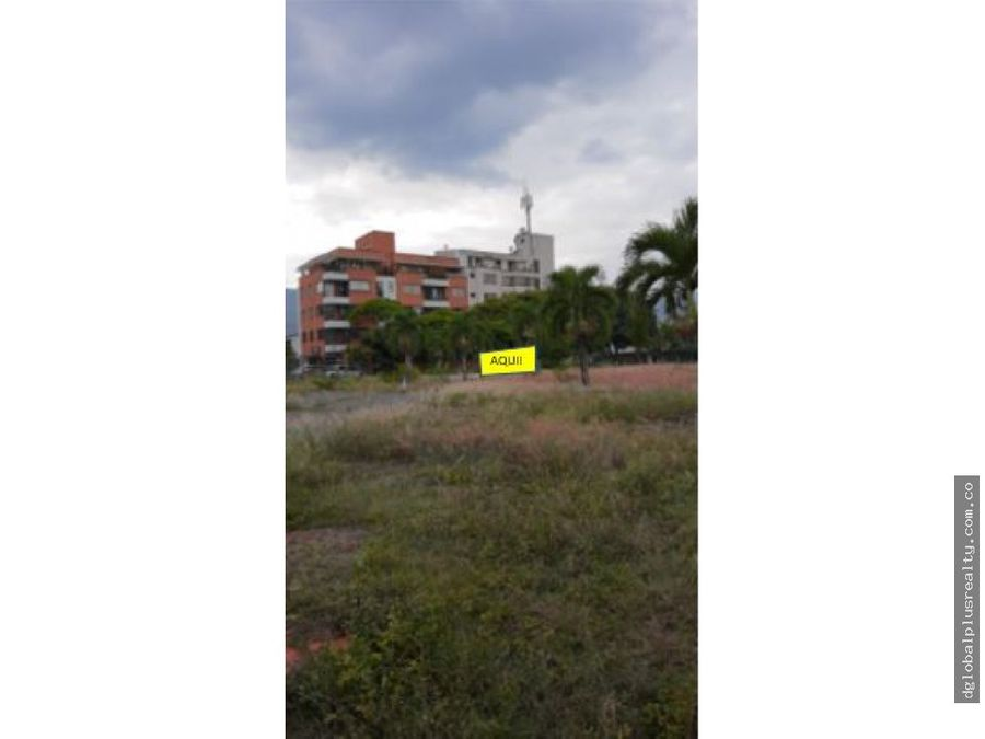 arriende lote sobre la avenida cali yumbo avenida 3n con calle 58n