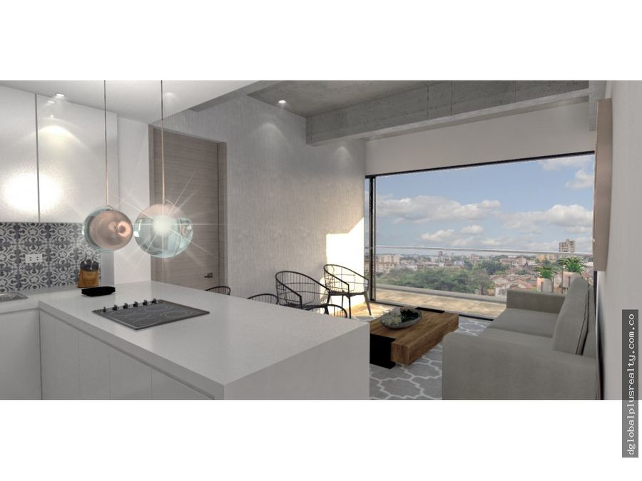 apartamentos nuevos los cristales cali