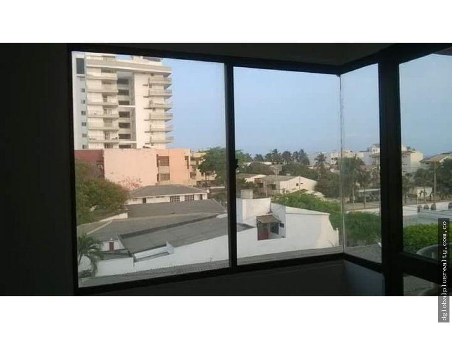 cartagena apartamento a 3 cuadras del mar venta