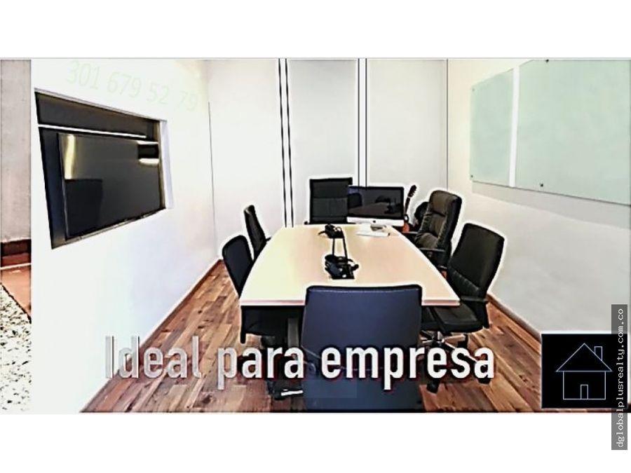 casa barrio el cedro excelente para oficinas