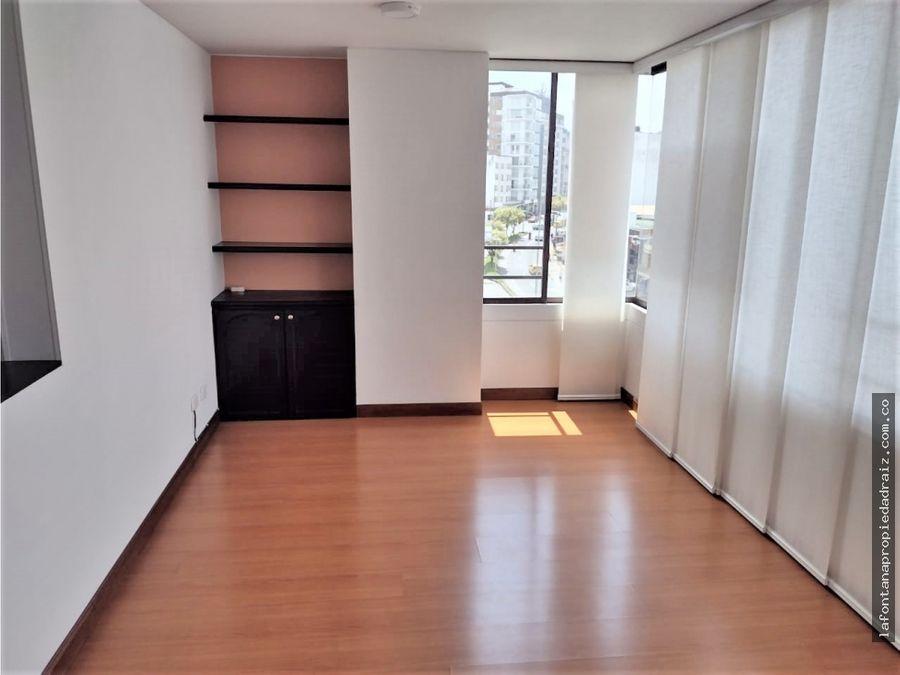 venta de apartamento en av santander