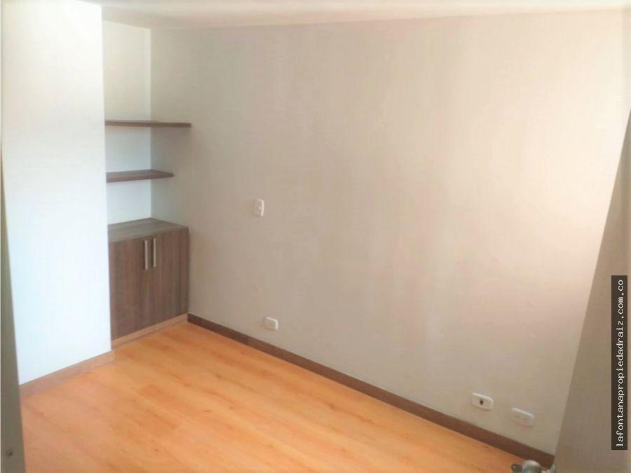 venta de apartamento via la linda