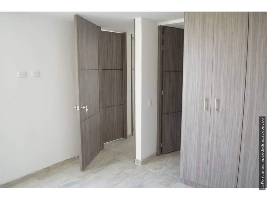 arrienda apartamento en la sultana