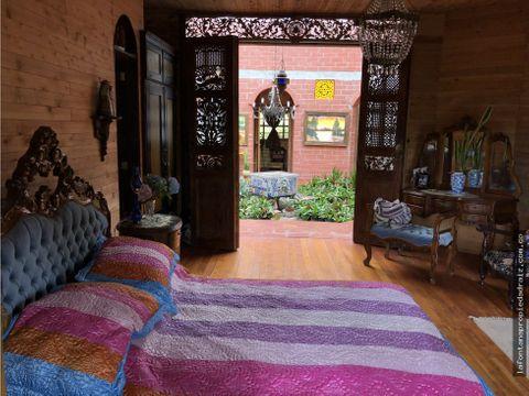 vende casa campestre sector termales del otono