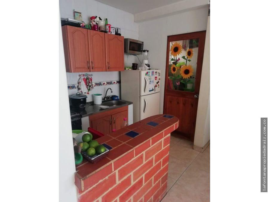 venta de apartamento sector palmas de chipre