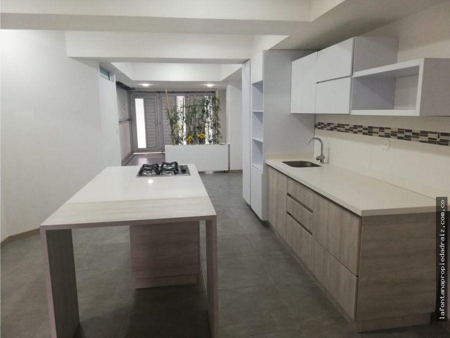 venta de apartamento en la arboleda
