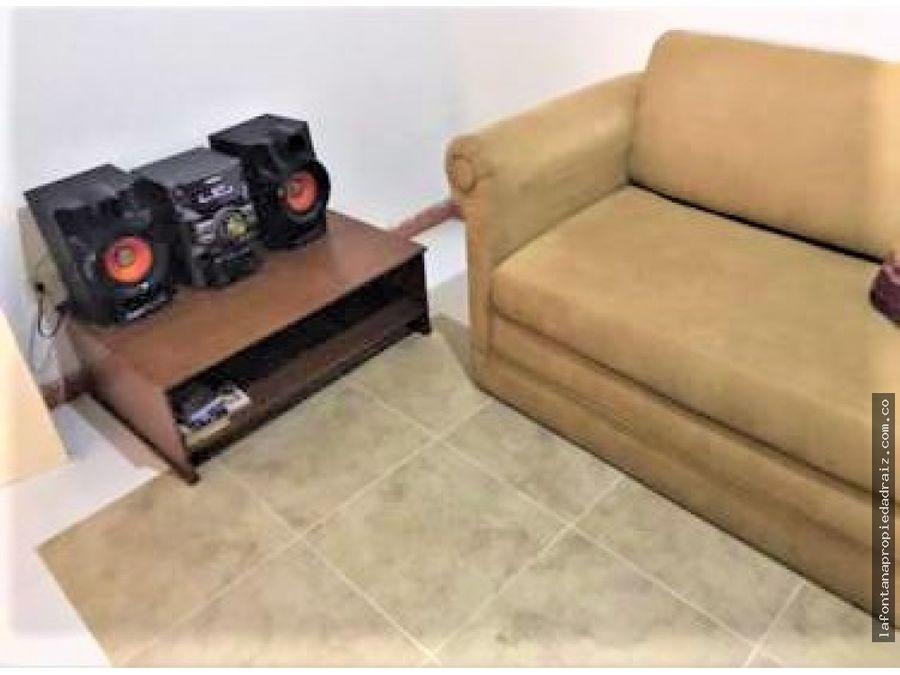 venta de apartamento en santagueda