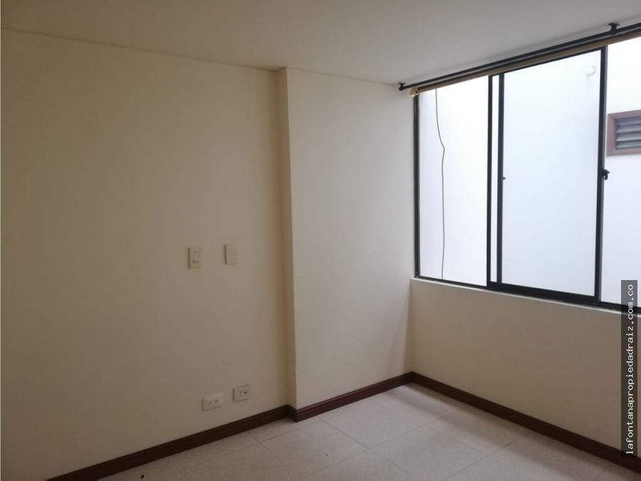arrienda apartamento en la arboleda