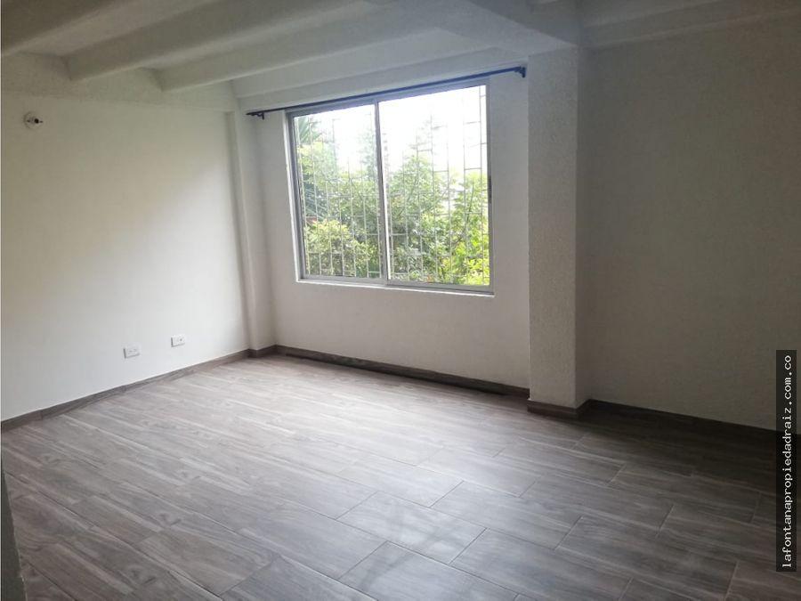 arrienda apartamento en villa carmenza