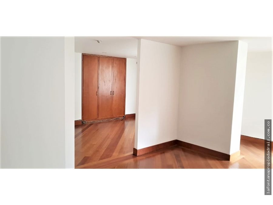 venta de apartamento en chico chapinero