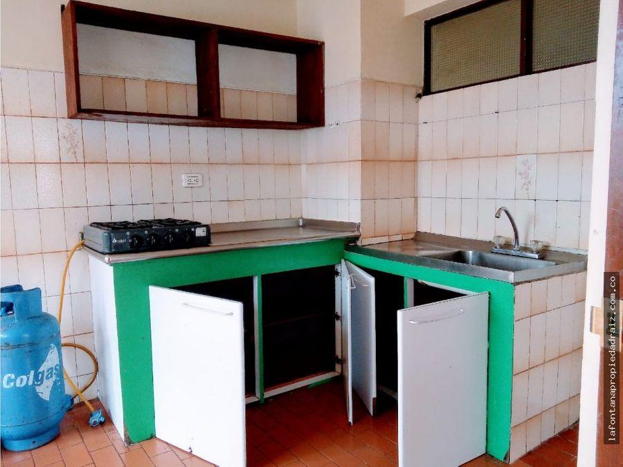 arrienda apartamento en la av santander