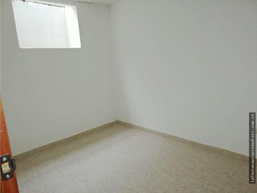 arrienda apartamento en la carola