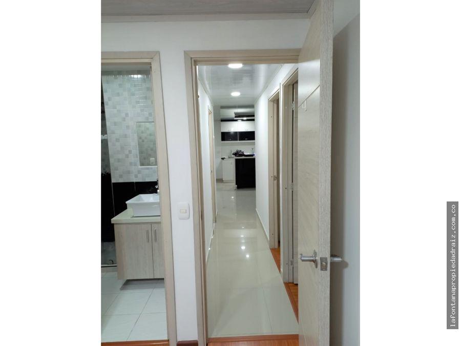 venta de apartamento en el guamal