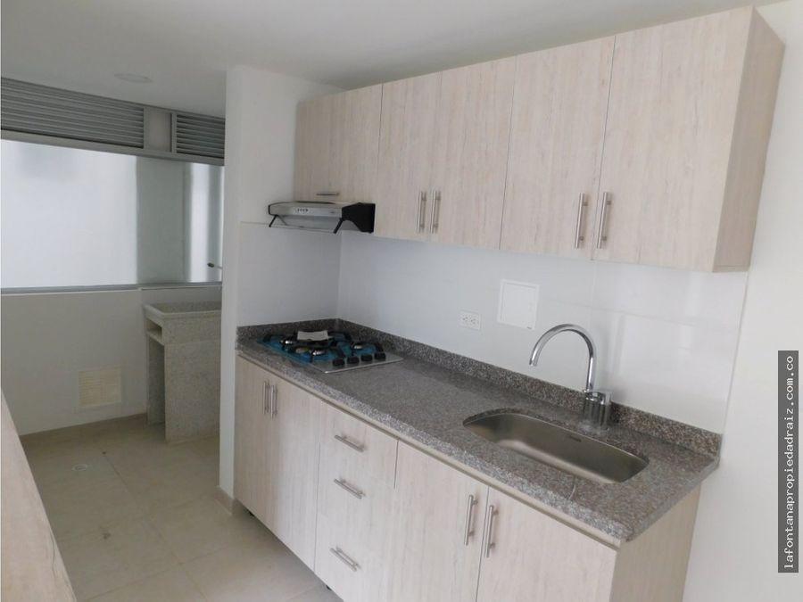 venta de apartamento en villa carmenza