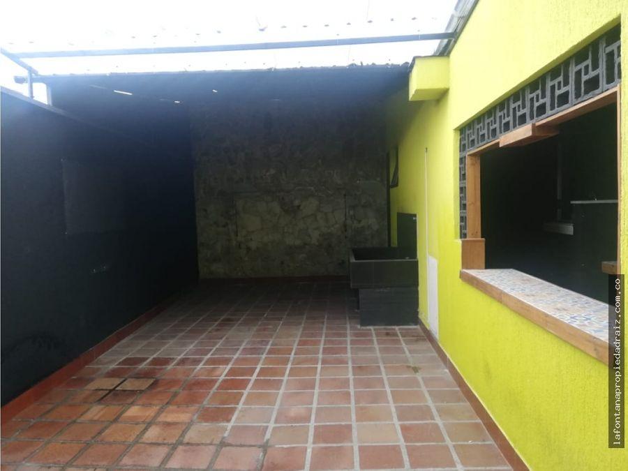 venta de casa en palermo