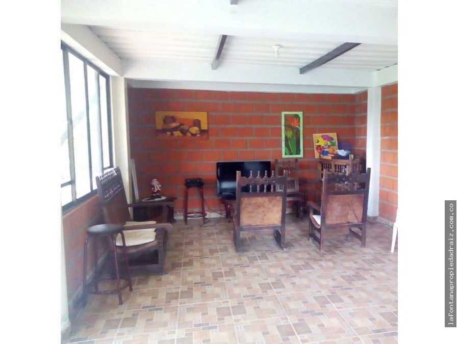 vende casa campestre en santagueda